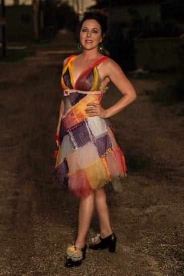 Erin Adams. Photo by Joseph Siciliano. Design by Sara Norine.