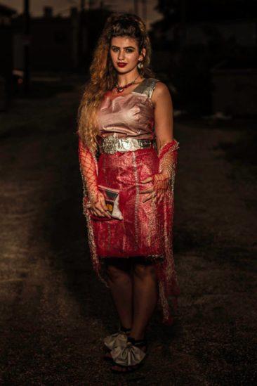 Cassidy Brooks. Photo by Joseph Siciliano. Design by Sara Norine.