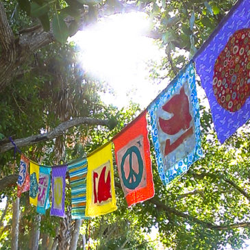 We Aren't Perfect Prayer Flags