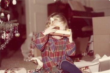 Christmas 1979. photo by Kit Fahey, an original MomTog.
