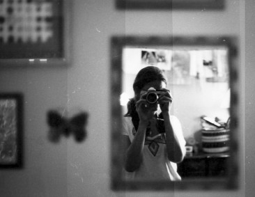 Test Strip Selfie