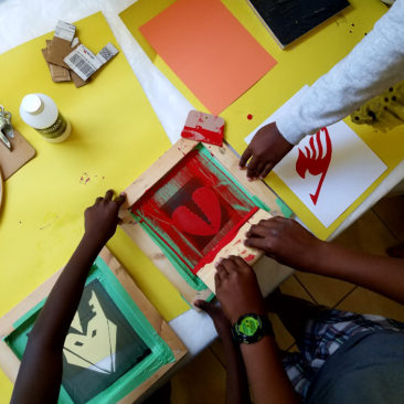 Screen Printing in Turks and Caicos